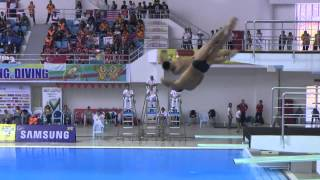 27th SEA GAMES MYANMAR 2013 - Diving Highlights 20/12/13