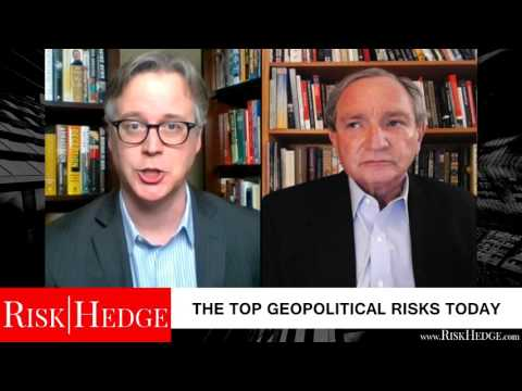 George Friedman Interview - Best Trump Foreign Policy Video Ever