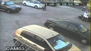 מצלמת 540 קו SON תיעוד תקיפה בבית שמש