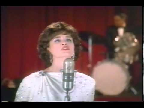SWEET DREAMS   Jessica Lange acting as PATSY CLINE