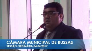 Mauricio Martins - Pronunciamento 04 04 2017