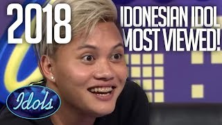 5 MOST POPULAR INDONESIAN IDOL JUNIOR AUDITIONS FROM 2018 | Idols Global