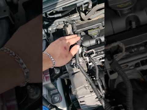 После ребилда мотора Ford Focus 3 1.6 PNDA 125hp, процесс обкатки