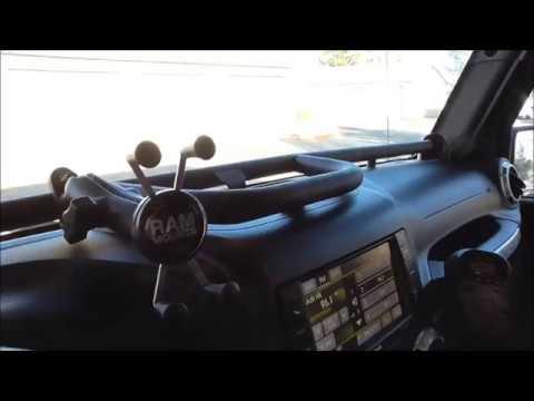 Jeep JK Interior Upgrades - JKE-Dock, Trailgater, And More