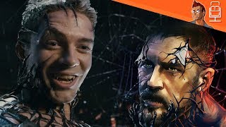 Topher Grace on Tom Hardy as Venom & More