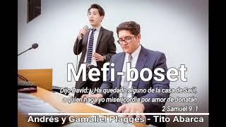 Mefi-boset (letra)- Tito Abarca - Andrés Plagges