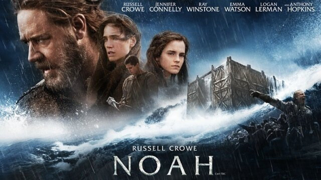 Download Noah 2014 Biblical Film   Russell Crowe, Emma Watson, Anthony Hopkins