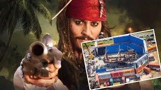 Интересные факты о фильме «Пираты Карибского моря: Мертвецы не рассказывают сказки»