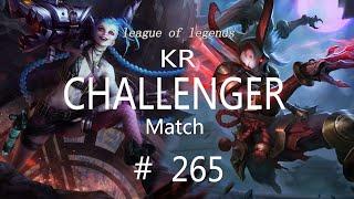 Korea Challenger Match #265/LO…