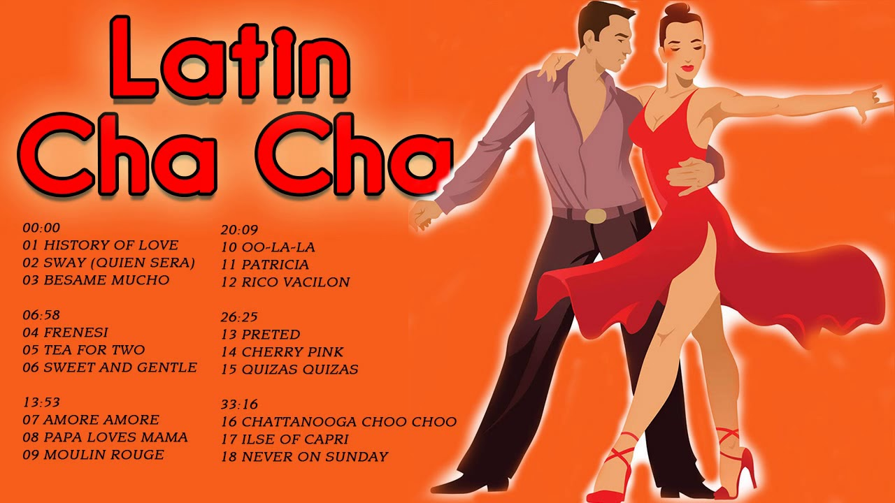 Dancesport Music Latin Cha Cha You Will Never Non Stop Instrumental Dancing Music Youtube