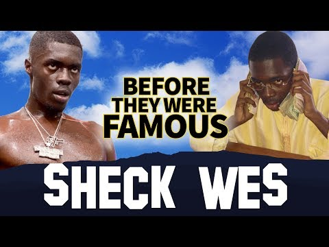 SHECK WES  Before They Were Famous  Mo Bamba  Mudboy