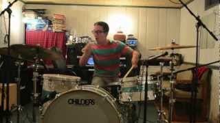 """Mike DeMarco Drums - Ke$ha - """"C'Mon"""""""