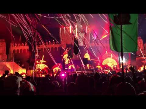 Major Lazer - All The Small Things Drop: Middlelands, Houston 2017
