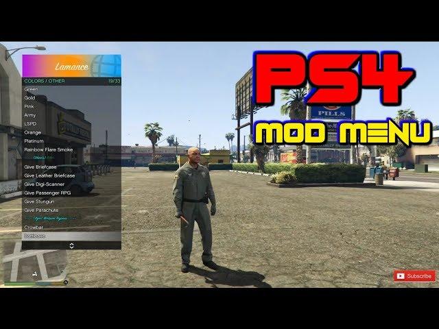Mod Menu On Ps4 Лучише игры для Sony Playstation