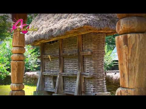 Букурещ и Музея на Селото, Bucharest and the Village museum, Romania 4K