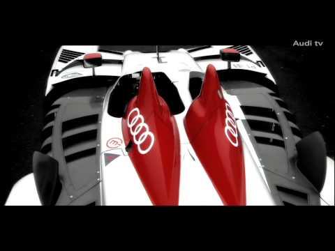 Audi  R15 TDI Le Mans LMP1 Sportscar