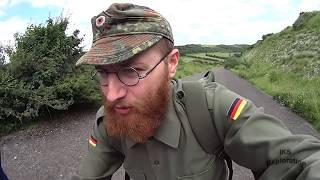 ABANDONED WW2 NAVAL COMMUNICATION BUNKER (Bunker & Tunnel Exploring)