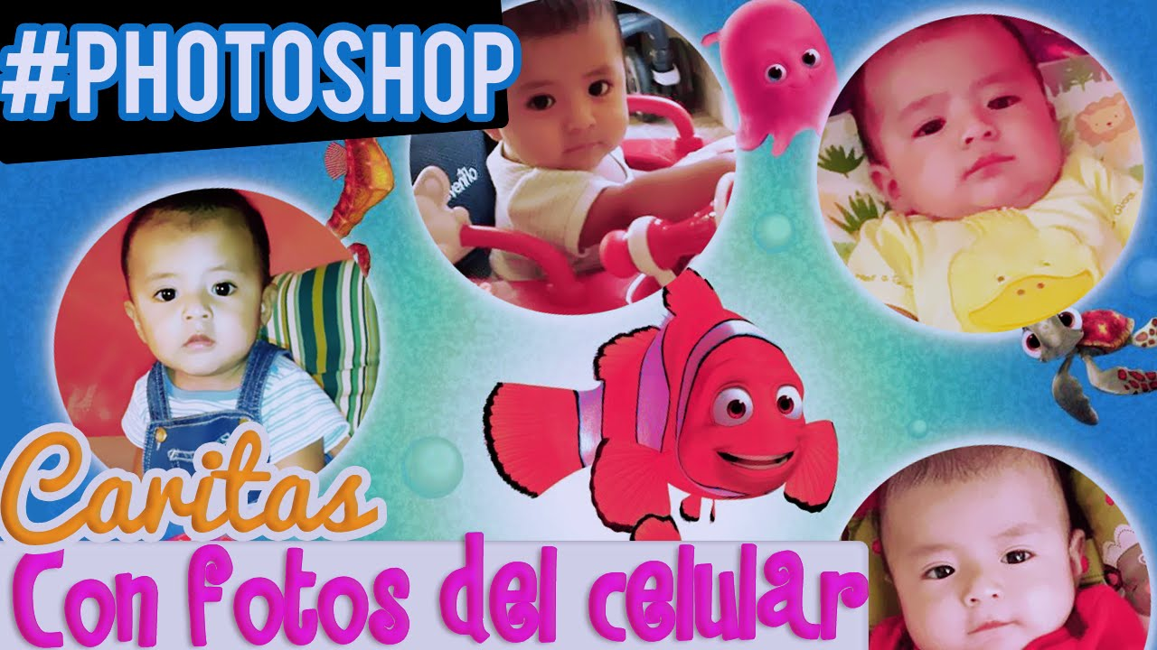 Cuadros caritas de bebes con fotos del celular - Ideas fotos ninos ...