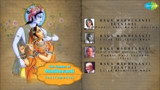 The Shades of Madhuvanti | Hindustani Classical Instrumental Audio Jukebox