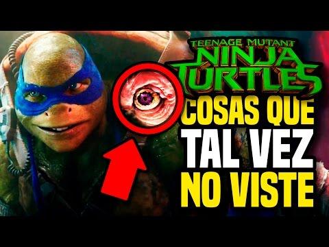 TORTUGAS NINJA 2 Super Bowl Trailer - Cosas Que Tal Vez No Viste