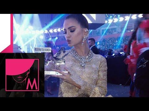 Milica Pavlovic - Nagrada publike za najbolju modernu i tradicionalnu numeru - (MAC 29.01.2019.)
