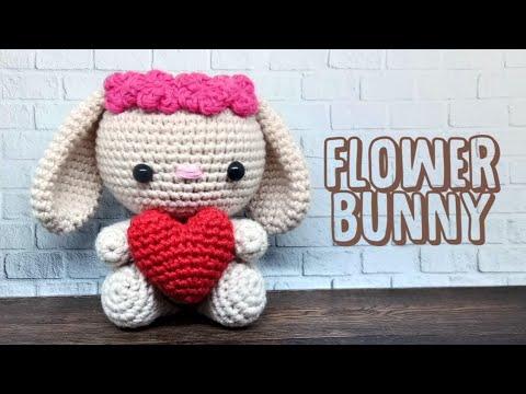 Crochet Flower Bulb Doll Amigurumi Free Patterns | 360x480