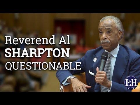 Reverend Al Sharpton: Russia Investigation (2017) | UCD Literary & Historical Society