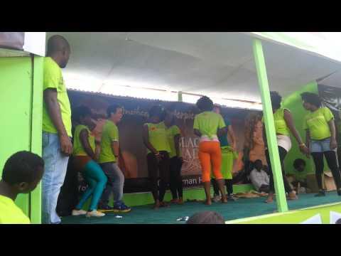 X-Pression @ 2013 International Lagos Trade Fair