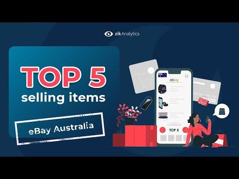 Top 5 Selling Items On EBay Australia 2020 |  EBay Australia Best Sellers
