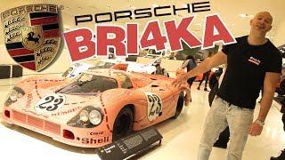 Porsche Museum в Щутгарт през обектива на Bri4ka | Bri4ka presents Porsche museum