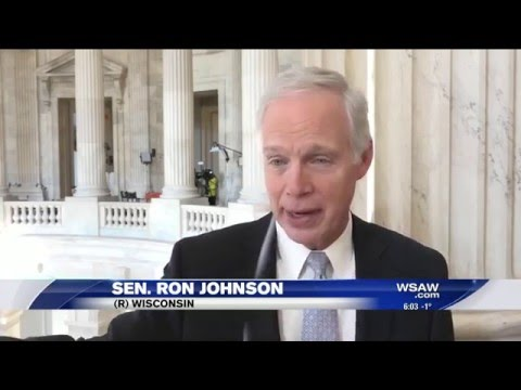 Ron Johnson: Making America Stronger