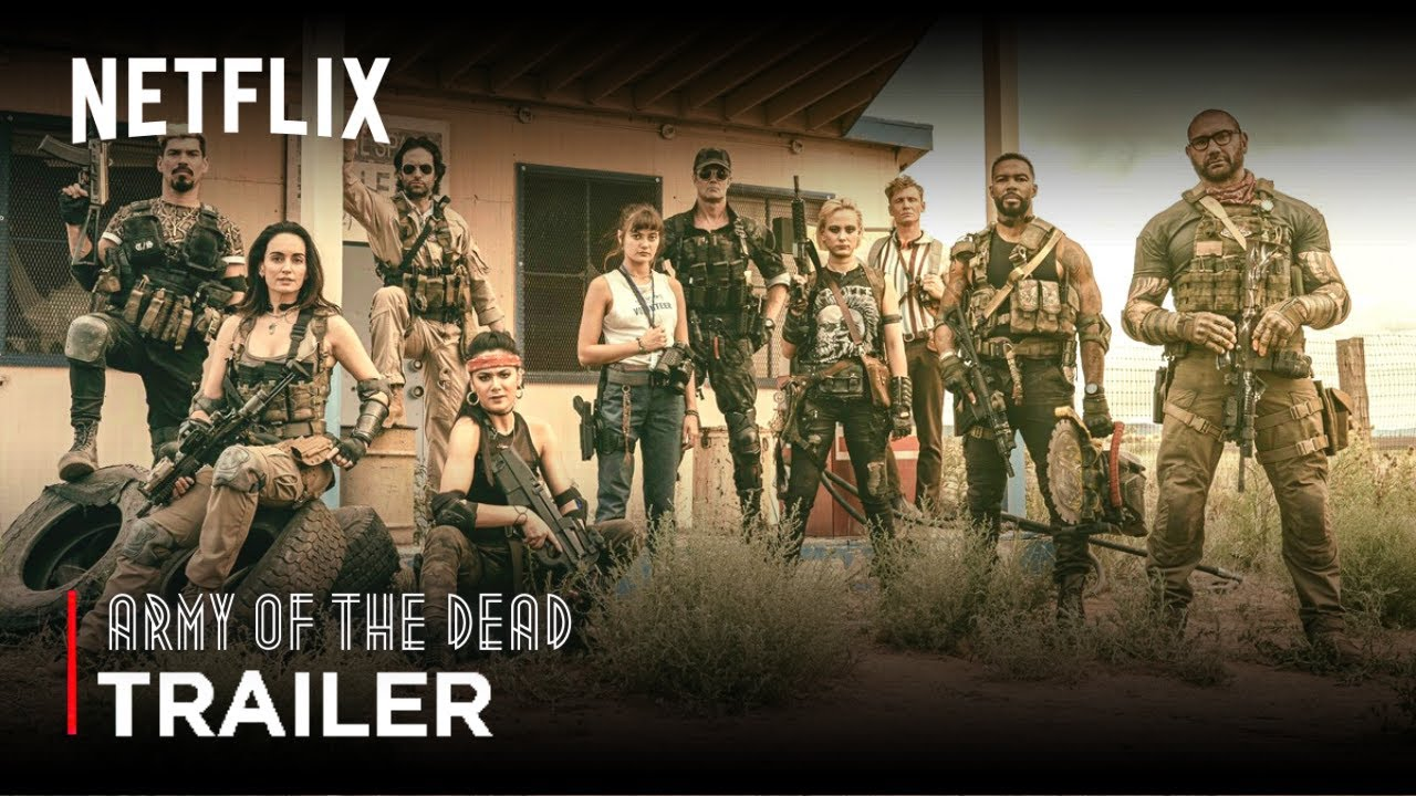 Army Of The Dead (2021) Zack Snyder Movie TEASER TRAILER | Netflix - YouTube