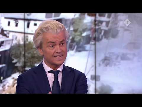 EenVandaag interview met Geert Wilders door Jojanneke van den Berge
