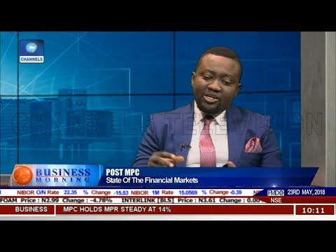 Review Of Nigeria's Financial Markets Pt 1 | Business Morning |