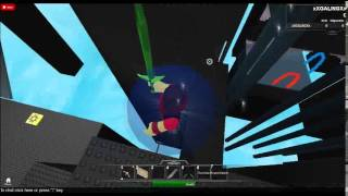 ROBLOX - Sword fighting on Height's