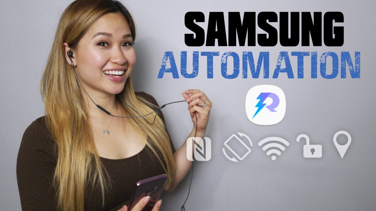 Samsung Good Lock Routines | Shorten Your Tasks!