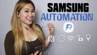 Samsung Good Lock Routines   Shorten Your Tasks!