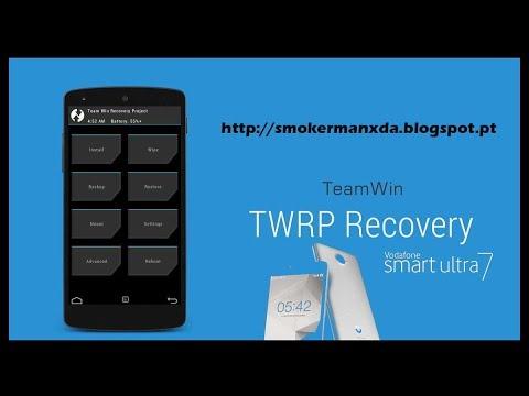 Vodafone Smart Ultra 7 Root Videos - Waoweo
