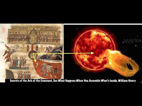 Judgement Day Device & Secrets Inside of the Ark of the Covenant, William Henry Connects
