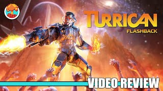 Review: Turrican Flashback (PlayStation 4 & Switch) - Defunct Games