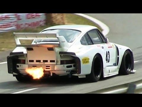 750Hp Porsche 935 K3 Turbo    Le Mans Classic Monster - St. Ursanne 2018