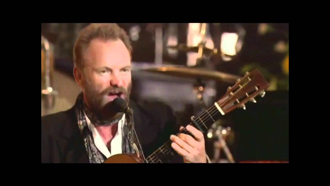 Sting - Soul Cake - YouTube