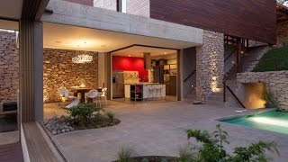Modern House Design With Rustic Sensation Known As Garden House