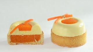 Carrot Coconut Tarts Recipe