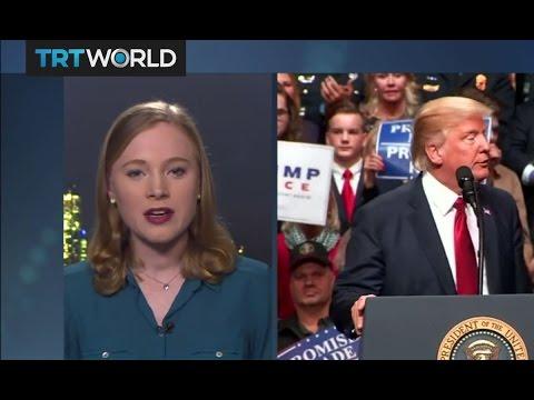 Trump's 100 Days: Federal judge in Hawaii halts US travel ban