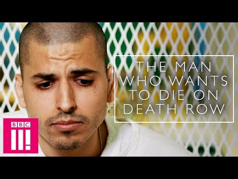 The Man Who Wants To Die On Death Row