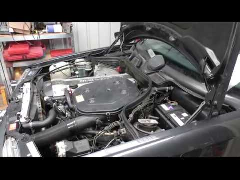 My Mercedes W124 Fuel Pump Replacement Caused A New Issue