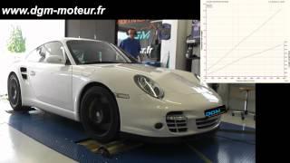 PORSCHE 997 3.6l Turbo - Dijon Gestion Moteur