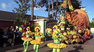 Mickey's Halloween Harvest Celebration (Last of 2016)   Disneyland Paris   ThatDisneylandLover