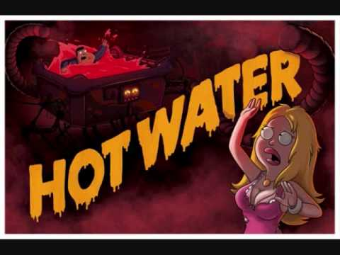 American Dad Hot Tub Of Love